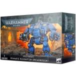 Warhammer 40K Space Marines Primaris Redemptor Dreadnought