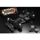 Yokomo YD-2E RWD Drift Car Kit (Plastic Chassis with YG-302 Steering Gyro)