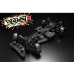 Yokomo YD-2E RWD Car Kit (Plastic Chassis with YG-302 Steering Gyro)