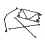 Tube chassis, center support/ cage top/ rear cage support
