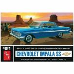 AMT 1961 Chevy Impala SS 1:25