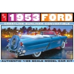 AMT 1953 Ford Convertible 1:25