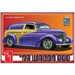 AMT 1939 Wagon Rod 1:25