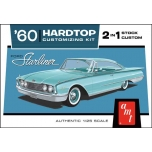 AMT 1960 Ford Starliner 1:25
