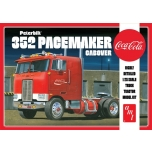 AMT Peterbilt 352 Pacemaker Cabover Coca-Cola 1:25