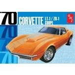 AMT 1970 Chevy Corvette LT-1/ZR-1 Coupe, 1:25
