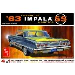 AMT 1963 Chevy Impala SS 1:25