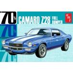 AMT 1970 1/2 Camaro Z28 Full Bumper 1:25