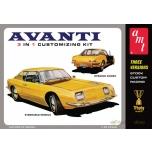 AMT 1963 Studebaker Avanti 1:25
