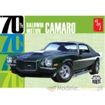 AMT Baldwin Motion 1970 Chevy Camaro - Dark Green 1:25
