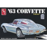 AMT 1963 Chevy Corvette 1:25