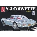 AMT 1963 Chevy Corvette 1:25