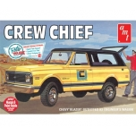 AMT 1972 Chevy Blazer Crew Chief 1:25