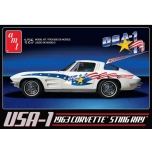 AMT USA-1 1963 Chevy Corvette 1:25
