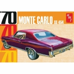 AMT 1970 Chevy Monte Carlo 1:25