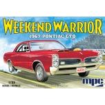 MPC 1967 Pontiac GTO Weekend Warrior 1:25
