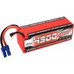 Corally LiPo Sport Racing 6S 22.2V 4500mAh 50C EC5