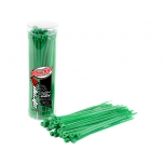 Team Corally - Cable Tie Raps - Green - 2.5x100mm - 50 Pcs