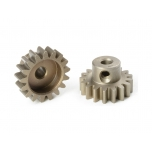 Team Corally - 32 DP Pinion – karastatud teras – 17T - ø3,17mm