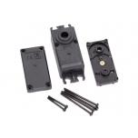 Servo case, plastic (top, middle, bottom)/ gaskets/ hardware (for2250, 2255 servos)