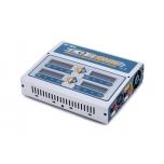 Ecube CQ3 Quattro laadija 4X 100W AC-DC