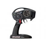 Transmitter, TQi Traxxas Link support, 2.4GHz high output, 3Channel