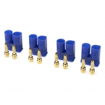 Connector Gold Plated EC2 device (4 pcs)