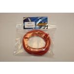 H-Speed silikonkaabel 14AWG (2,5mm²) 5m, punane