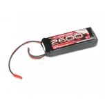 Vastuvõtja LiPo 7,4V, 2600mAh