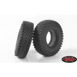 "RC4WD Dirt Grabber 1.9"" crawler tires w/ foam inserts (2pcs)"