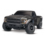 Traxxas 2017 Ford Raptor 2WD 1/10 RTR, 12T Titan brushed motor + battery & 12V DC charger