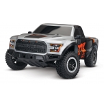 Traxxas 2017 Ford Raptor 2WD 1/10 RTR, 12T Titan brushed motor + battery & 12V DC charger, FOX edition