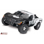 Traxxas Slash 4x4 VXL + TSM (without Battery/Charger), FOX