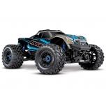 Traxxas MAXX VXL-4S TSM Monster Truck RTR (ilma aku ja laadijata), Sinine