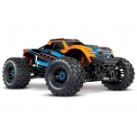 Traxxas MAXX VXL-4S TSM Monster Truck RTR (w/o Battery/Charger), Orange