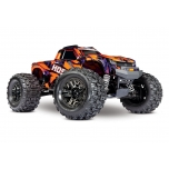 Traxxas Hoss 4X4 VXL (w/o battery& Charger), Orange