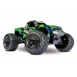 Traxxas Hoss 4X4 VXL (w/o battery& Charger), Green