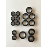 H-Speed Ball bearing set - Traxxas Slash 4x4, Telluride, Stampede 4x4, Rally