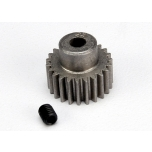 Traxxas pinion gear, 23-T  (48-pitch) / set screw