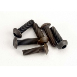 Screws, 3x10mm button-head (hex drive) (6)
