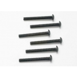 3x25mm button-head machine (hex drive) (6)