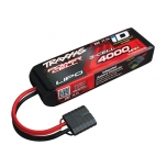 Traxxas 4000mAh 11.1v 3-Cell 25C LiPo Battery (135x43x26mm)