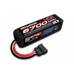 Traxxas Power Cell LiPo 4-Cell 6700mAh Battery with iD