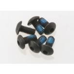 Screws, 2.5x5mm button-head (hex drive) (6)