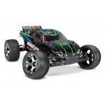 Traxxas Rustler 2WD VXL 1/10 Brushless Stadium Truck (w/o battery and charger)