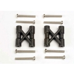 Bulkhead cross braces F/R & hardware