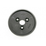 Spur gear, 68-tooth (0.8 metric pitch, compatible with 32-pitch)