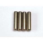 Pins, axle (2.5x12mm) (4)