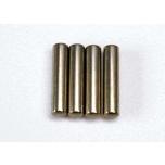 Pins, axle (2.5x12mm) (4)