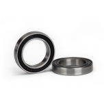 Ball bearing, black rubber sealed (17x26x5mm) (2)